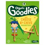Organix Cheese & Chive Breadsticks