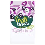 Fruit Bowl Blackcurrant Yoghurt Flakes