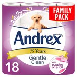 Andrex Gentle Clean Family Pack