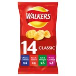 Walkers Classic Variety Pack