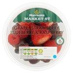 Morrisons Grape Strawberry Blueberry & Raspberry