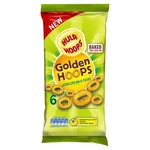 Hula Hoops Golden Sour Cream & Chive