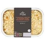 Morrisons The Best Canadian Lobster & Cromer Crab Macaroni Cheese