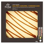 Morrisons The Best Salted Caramel Cheesecake