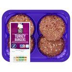 Simply Turkey Burgers