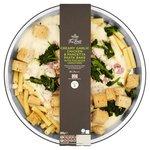 Morrisons The Best Creamy Garlic Chicken & Pancetta Pasta Bake