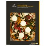 Morrisons The Best Goats Cheese And Chargrilled Peppers Pizza