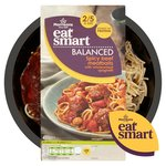 Morrisons Eat Smart Balanced Spicy Meatballs & Pasta