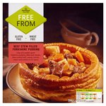 Morrisons Free From Beef Stew Filled Giant Yorkshire Pudding