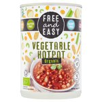 Free & Easy Organic Vegetable Hotpot