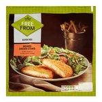 Morrisons Free From Breaded Chicken Steaks