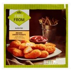 Morrisons Free From Breaded Chicken Nuggets