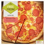 Morrisons Free From Pepperoni Pizza