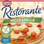 Dr Oetker Ristorante Mozzarella Gluten Free Pizza