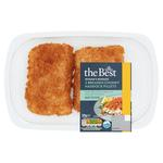 Morrisons The Best 2 Chunky Breaded Haddock Fillets
