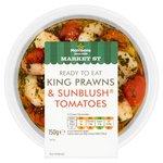 Morrisons Sundried Tomato Prawns