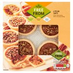 Morrisons Free From Pecan Tart