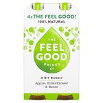 The Feel Good Drinks Co Apple Elder Flower & Water