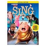 Sing DVD (U)