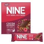 9 Bar Double Cocoa Raspberry