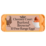 Clarance Court Burford Browns Free Range Eggs